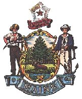 state of maine seal